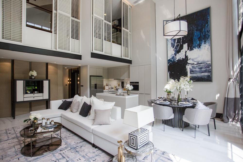 Nice luxury house