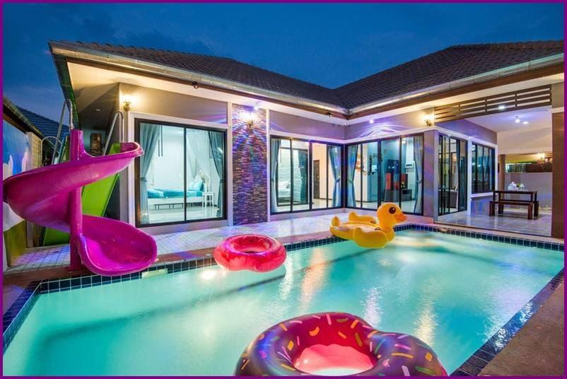 Pool Villa Hua Hin, worth visiting