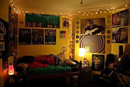 style bedroom vintage 90