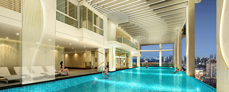 Want to build a swimming pool in the house