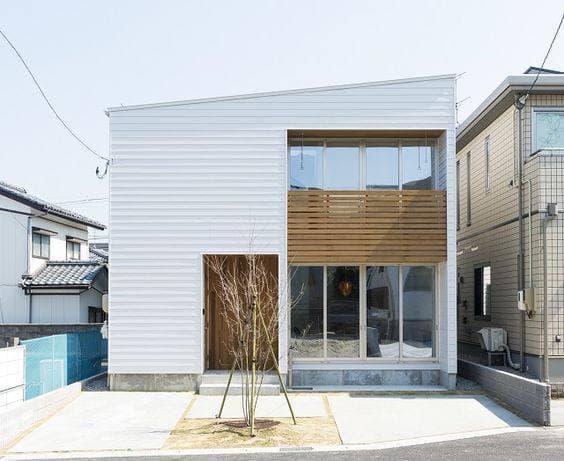 สร้างบ้านสไตล์ประเทศญี่ปุ่น