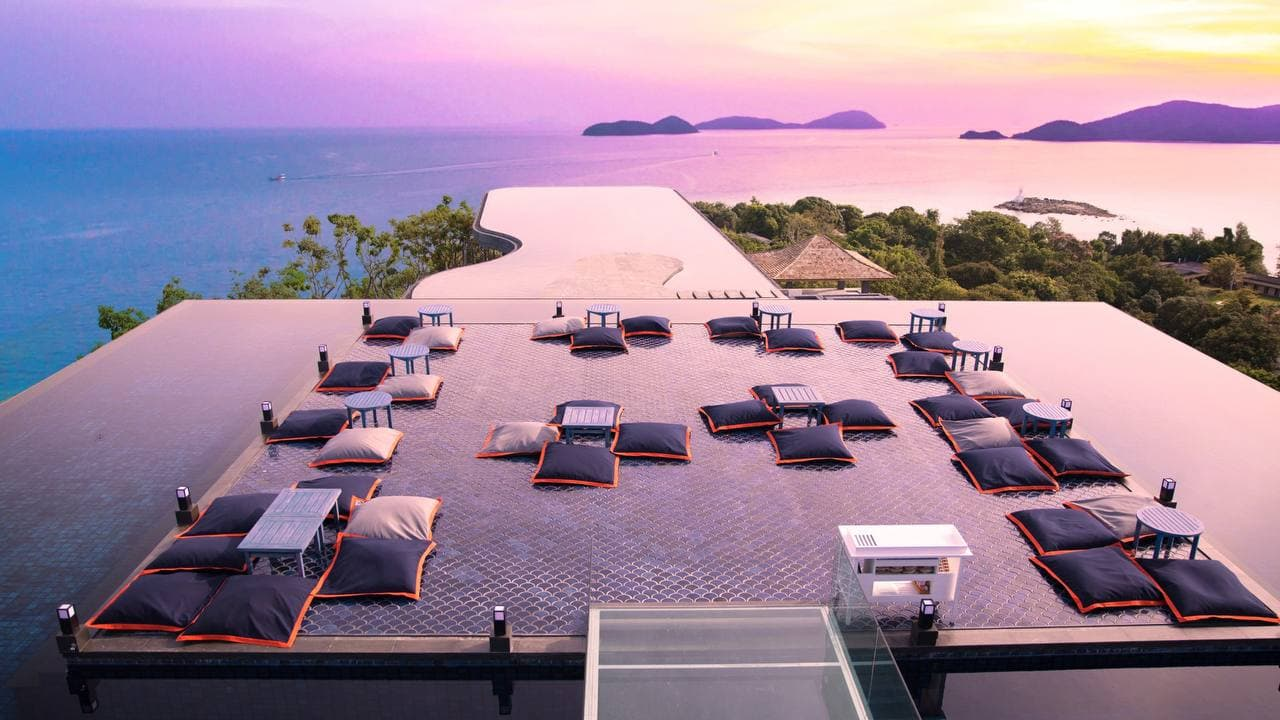 villa phuket thailand, the most beautiful place to sleep
